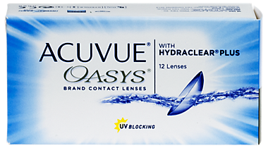 Acuvue Oasys with Hydraclear Plus 24 Pack